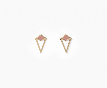 Cooper Earrings
