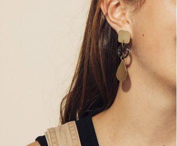 Boucles d'oreilles Wap