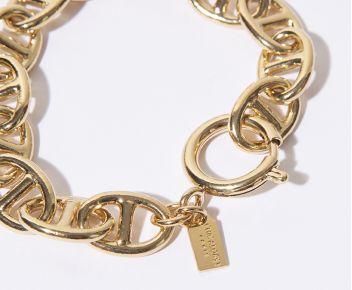 Bracelet doré Marius