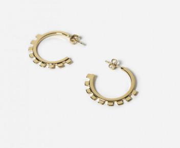 Cristo Earrings