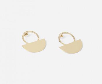 Moss Earrings