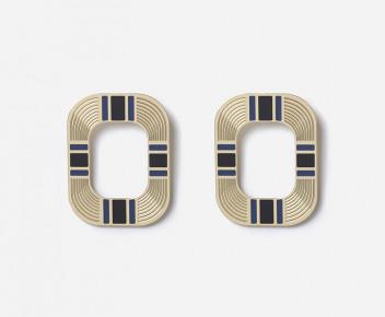 Bettina Tige Earrings