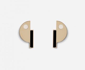 Mini Klee Earrings