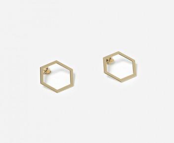 Boucles Hexagone lisses