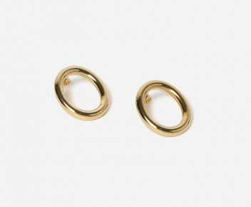 Mono Smooth Earrings