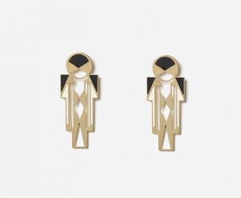 Belleville Earrings