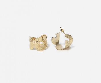 Arto Hoop Earrings