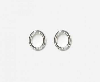 Mono Smooth Earrings