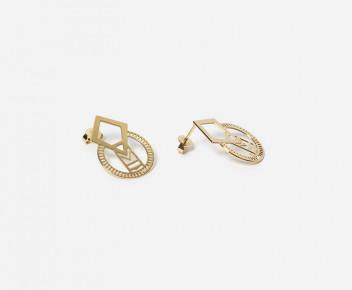 Salvator Earrings