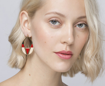 Isis Earrings outlet