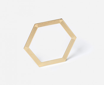 Bangle Hexagone 02