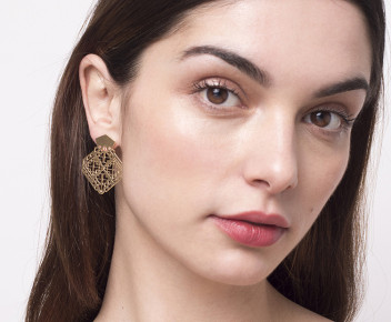 Otto earrings