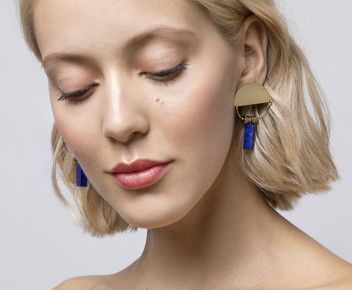 Outre Nuit 03 Earrings