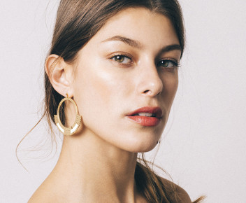 Zita XL Earrings