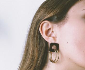 Blick Earrings