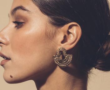 Boucles d'oreilles Olympe