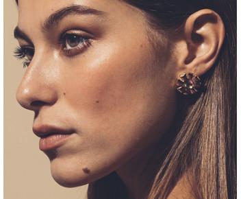 Boucles d'oreilles Astrée