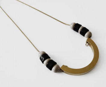 Necklace Constructiviste