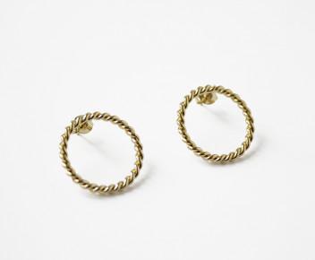 Earrings Edmée