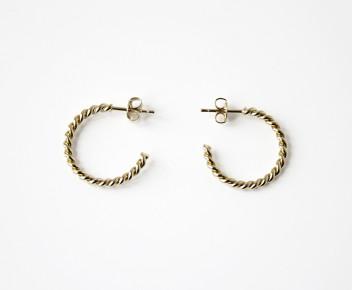 Edmée hoops earrings