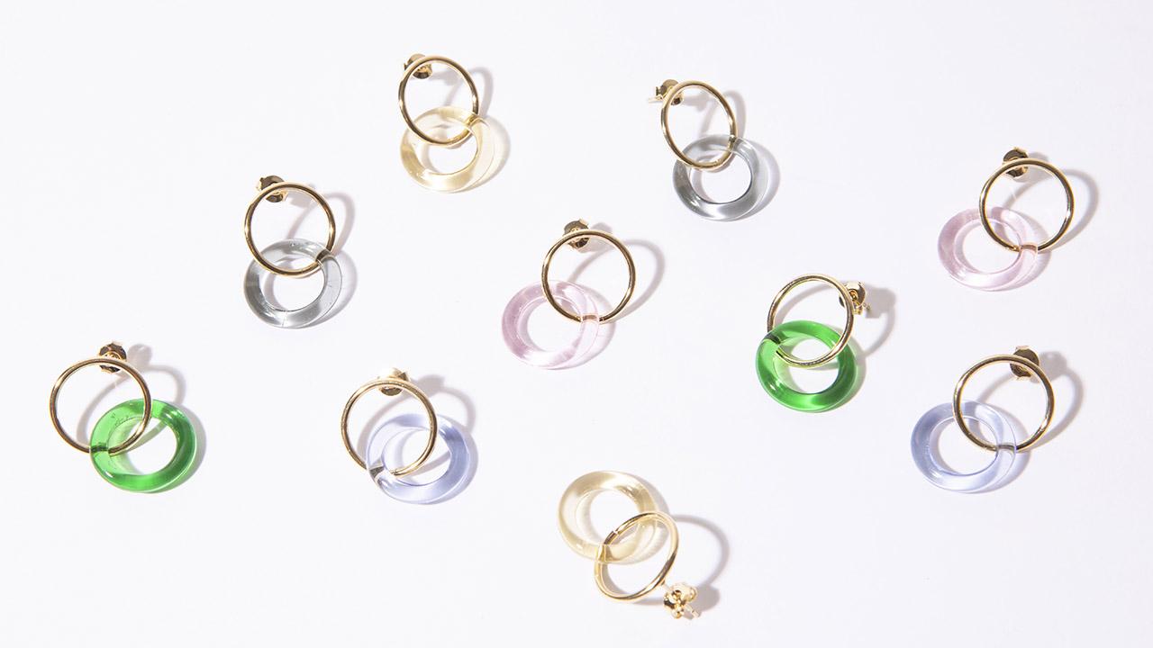 Des bijoux en verre made in France !
