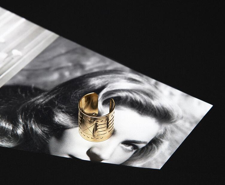 Afrocube Ring