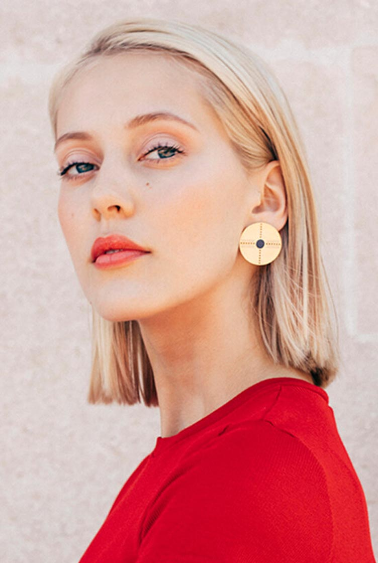 Regine Earrings
