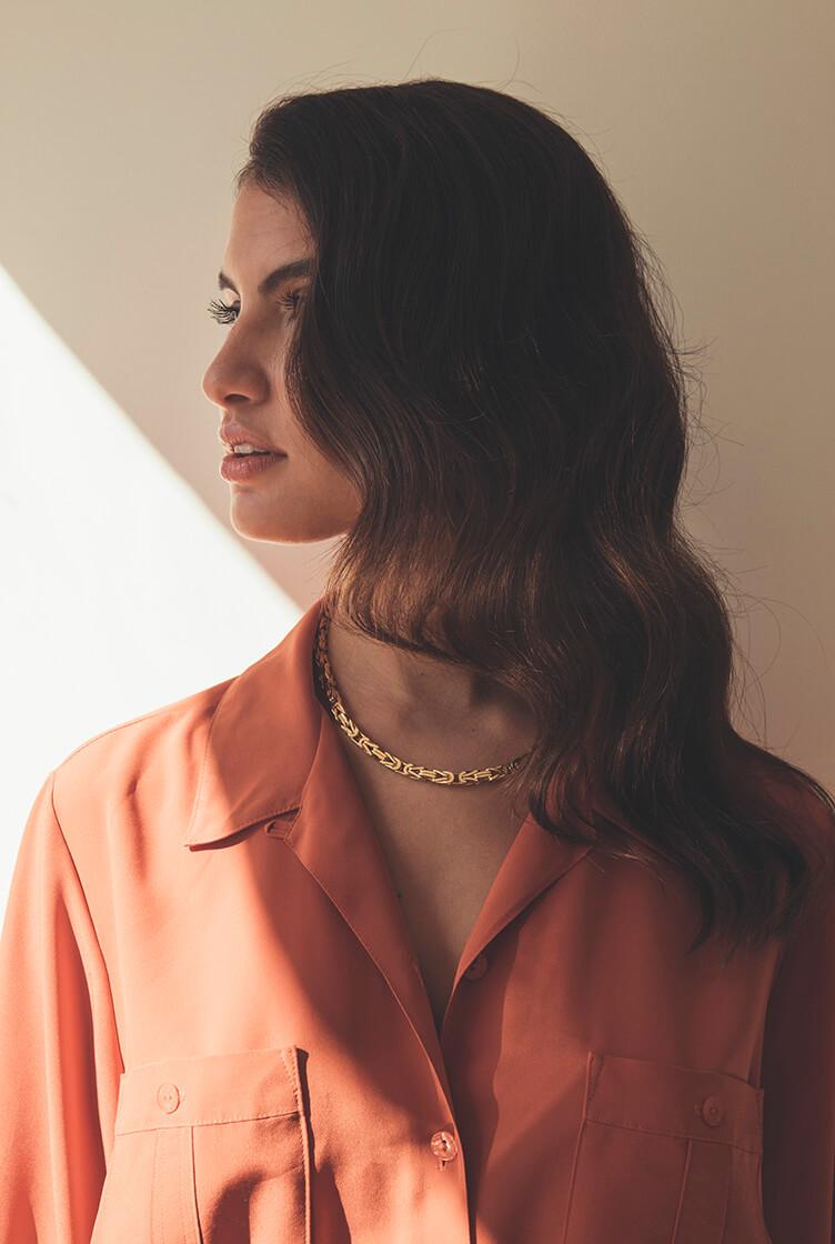 Palmito Necklace