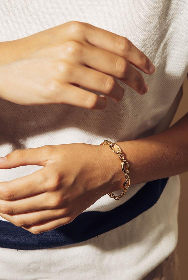 Bracelet doré Germain