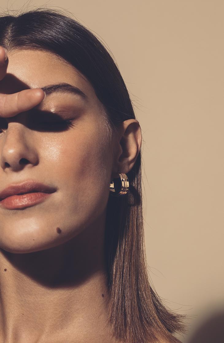 Odessa Hoop Earrings