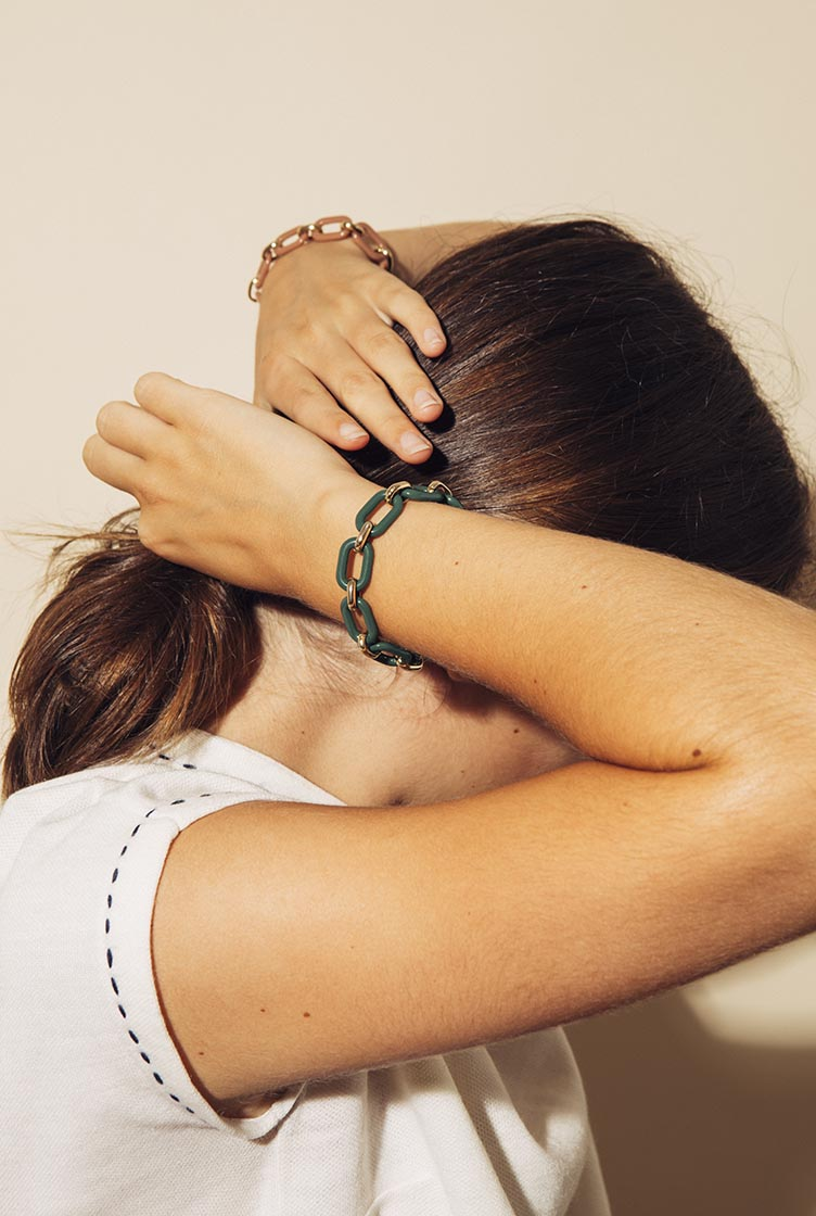 Bracelet coloré Plaisance