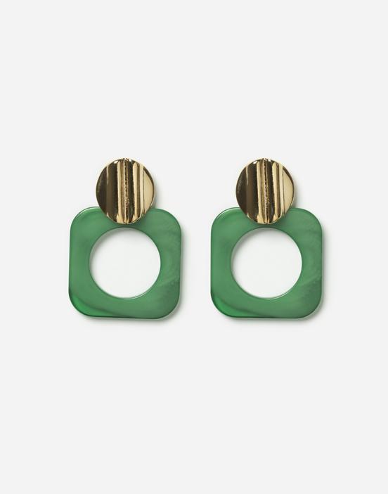 Polka Earrings